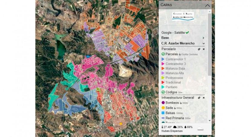 Finalizamos auditoría energética Comunidad Regantes Azarbe Merancho, Murcia