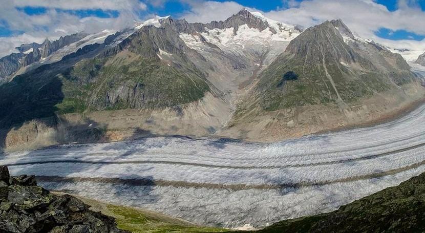 deshielo glaciares Alpes ha formado 180 nuevos lagos Suiza diez años