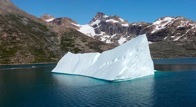 capa hielo Groenlandia enfrenta deshielo irreversible