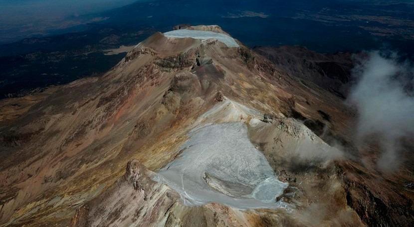 glaciar mexicano Ayoloco, declarado extinto