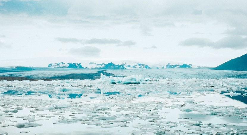 ¿ qué superficie hielo no se congela cero?