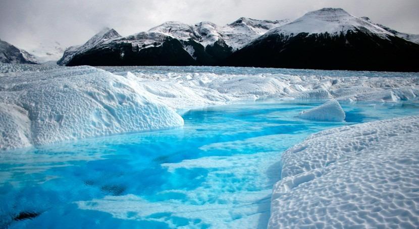 glaciares se están derritiendo y contaminación aire es causas