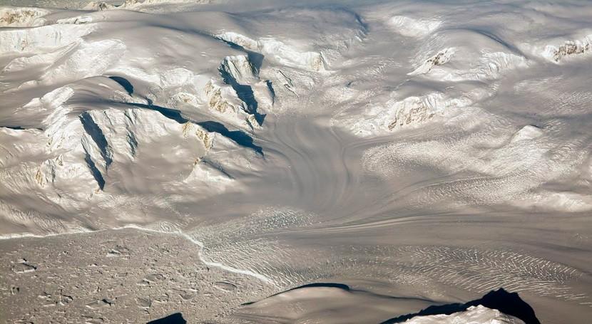 ¿Qué esconden glaciares Antártida Occidental?