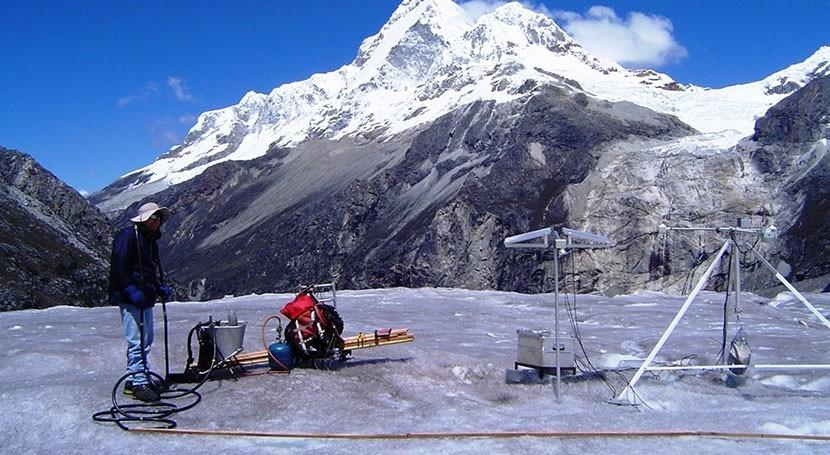 Perú perdió 51% glaciares debido al cambio climático