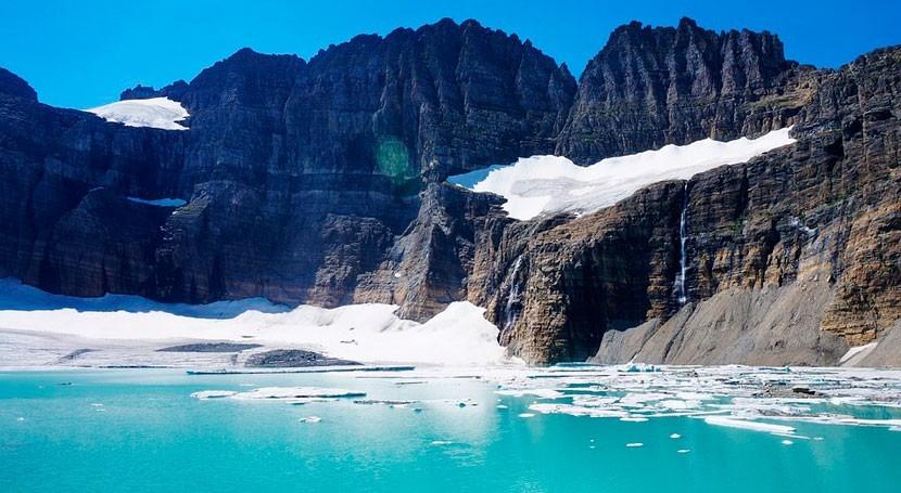 glaciares podrían haber ayudado calentar Tierra