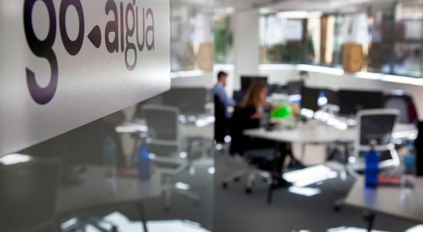 GoAigua impulsa eficiencia basada datos través digitalización