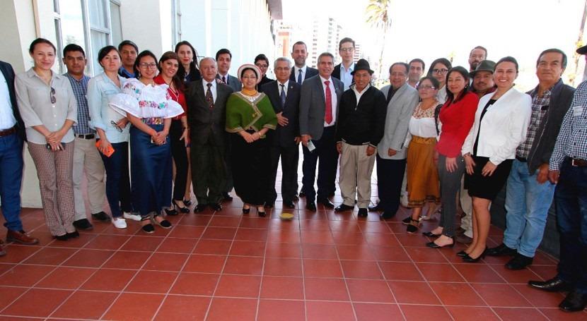 Ecuador congrega 30 expertos fortalecer capacidades gestión agua