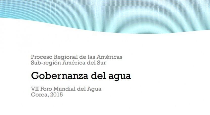 Brecha financiera sector agua América Sur: papel gobernanza