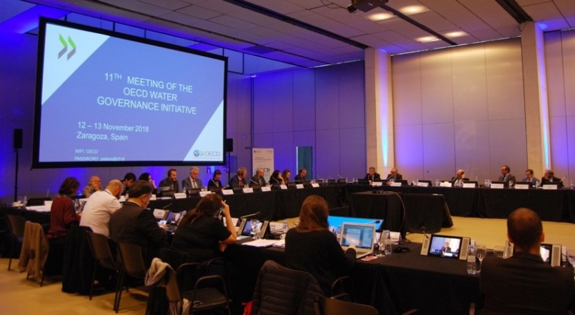 Iniciativa Gobernanza Agua (OCDE) analizará papel mujer gestión agua