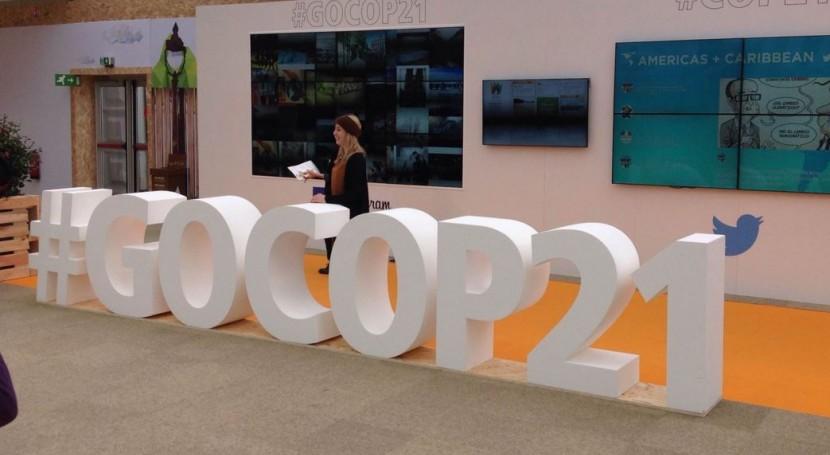 revisión pre-2020 aseguraría que aumento temperatura no se encamine 3ºC