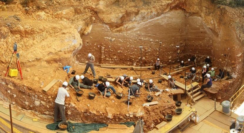 ¿Cómo se formaron unidades sedimentarias Gran Dolina Atapuerca?