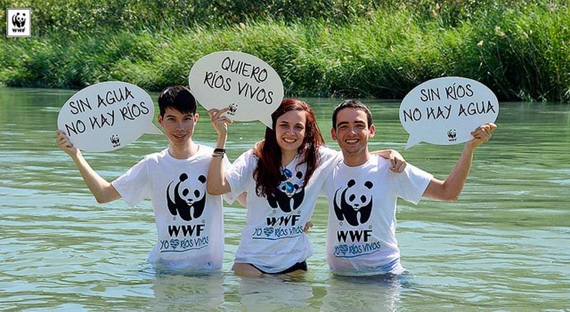 Big Jump: Mójate ríos vivos nueve cauces españoles