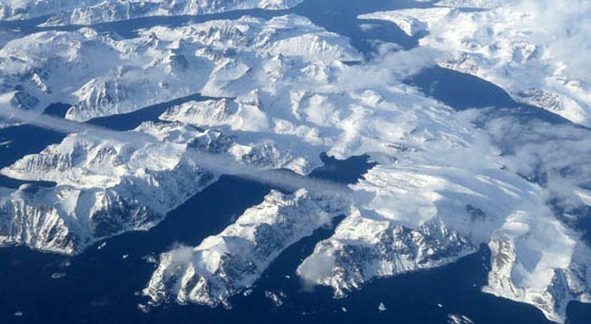 Microbios revelan toxicidad capa hielo Groenlandia