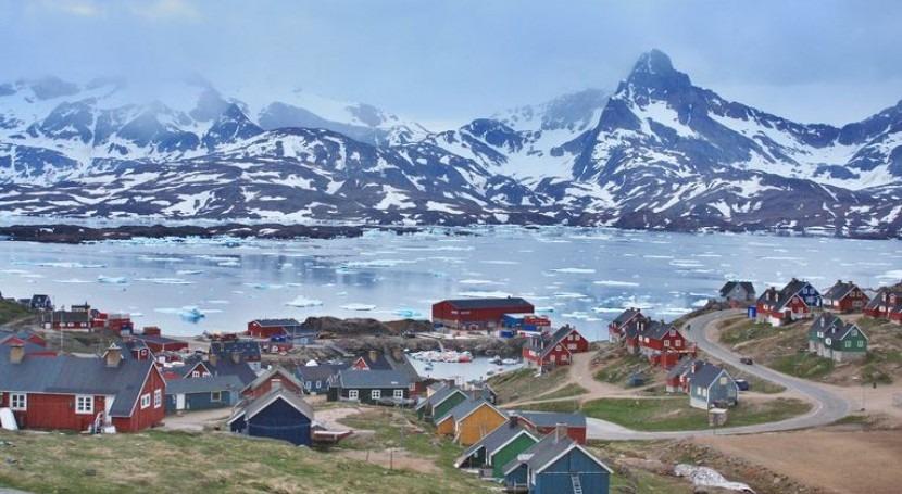Tasiilaq, Groenlandia (Christine Zenino en Flickr/CC)