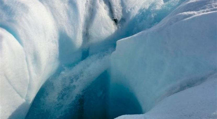 ¿Qué papel juega deshielo Groenlandia sobrecalentamiento Ártico?