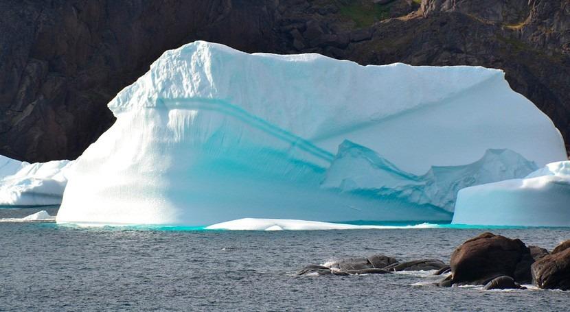 deshielo capa hielo europea hace 23.000 años produjo caos fluvial