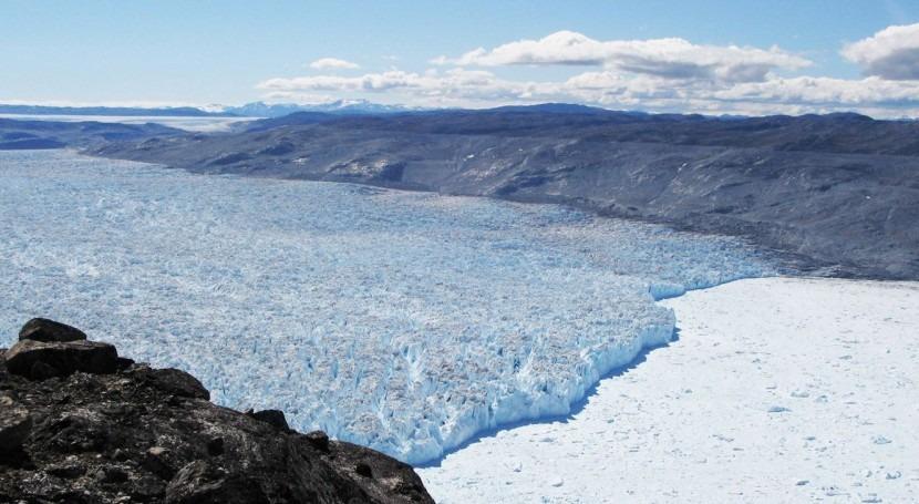 fusión Groenlandia siglo XX causó cerca 18% subida nivel mar