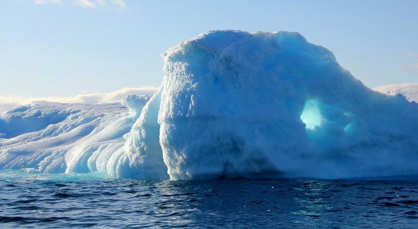 Groenlandia y Antártida siguen peor escenario cambio climático