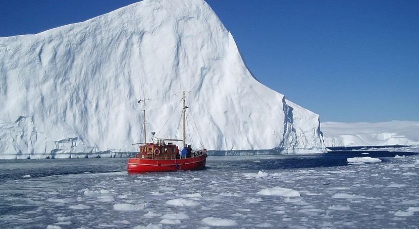 oscurecimiento hielo Groenlandia aumenta riesgo fusión