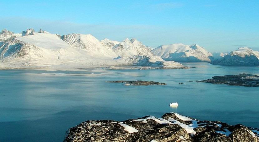Preocupante retroceso récord glaciares Groenlandia