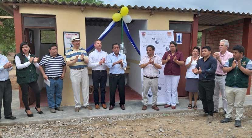 GS Inima Environment financia proyecto social saneamiento Perú