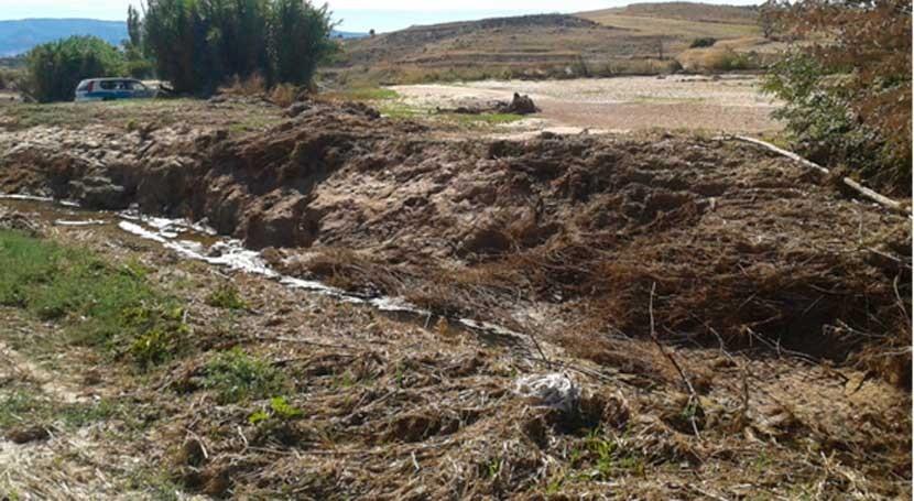 CHT invertirá 200.000 euros varios municipios afectados tormentas pasado otoño