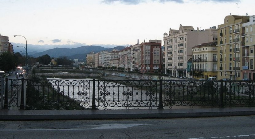 Archivo Histórico Provincial Málaga repasa medidas riadas Guadalmedina