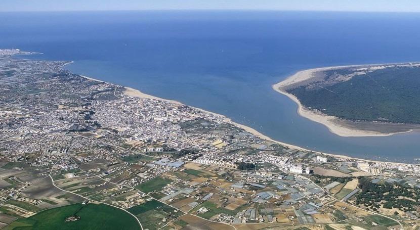 Desembocadura del GuadalquivIr (WWF).