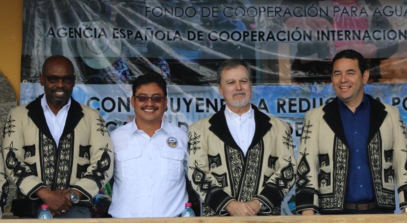 Guatemala mejora saneamiento Sololá gracias cooperación española