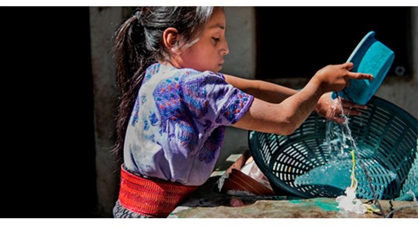 137.000 personas ya se benefician programas agua y saneamiento Guatemala