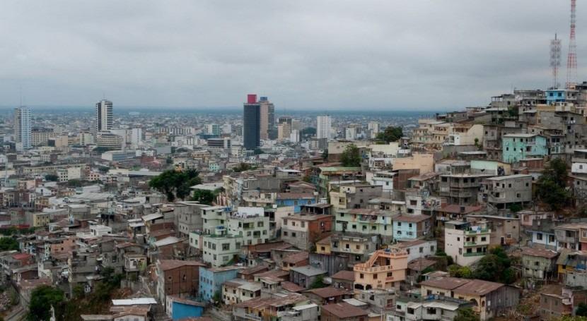 Guayaquil (Wikipedia/CC).