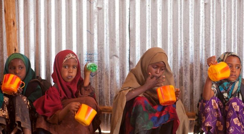 guerras y sequía agravan hambre mundo