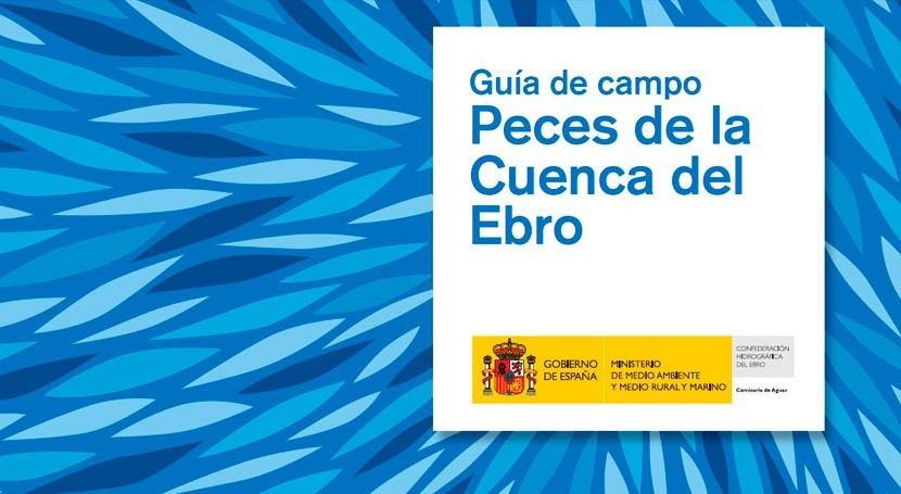 Conociendo cuenca Ebro: guías visuales campo