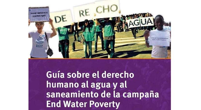 Guía Derecho Humano al Agua y al Saneamiento
