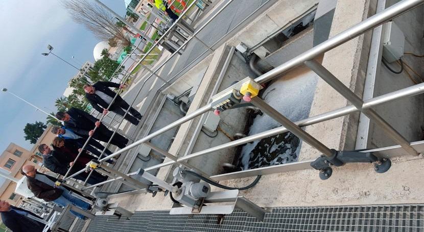 Generalitat Valenciana propone duplicar reutilización agua