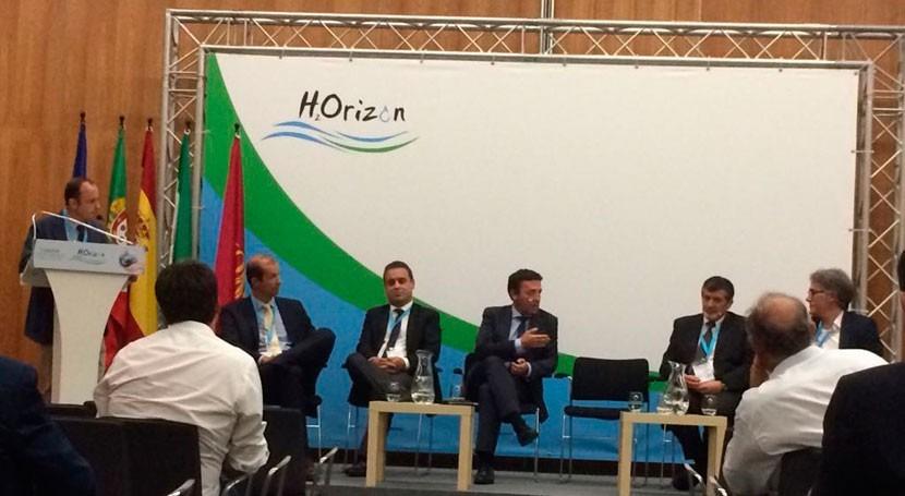 innovación y nuevas tecnologías gestión agua centran I Salón H2Orizon