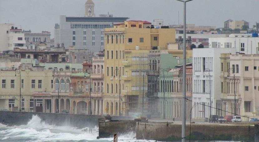 El malecón de La Habana en una imagen de archivo (wikipedia/CC)