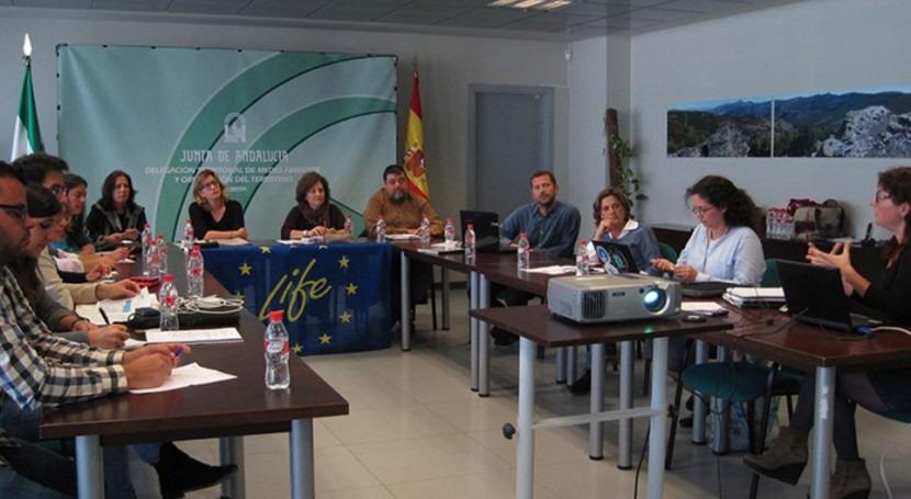 ¿Qué papel juegan hábitats costeros Almería mitigación cambio climático?
