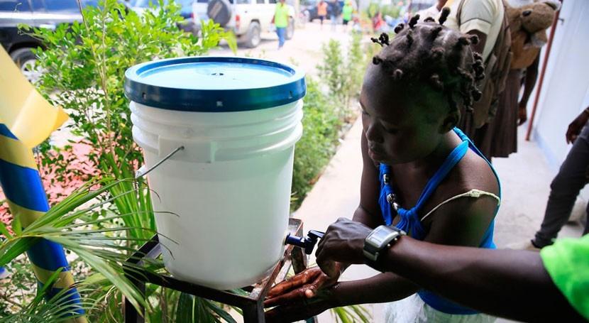 Nuevo enfoque ONU luchar cólera Haití