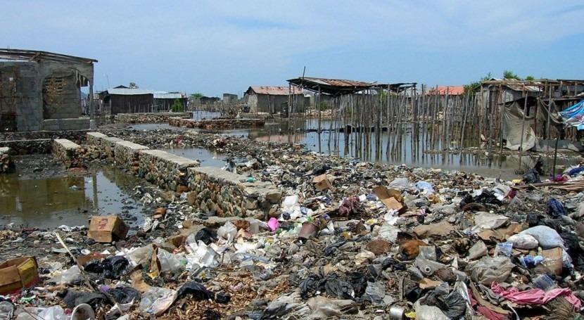 cólera y hambre podrían dejar más muertos Haití paso huracán Matthew