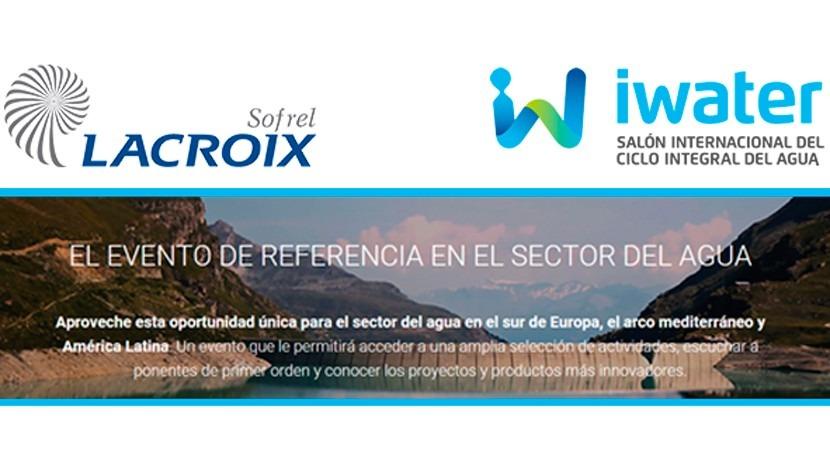 Sofrel España mostrará Iwater soluciones telecontrol