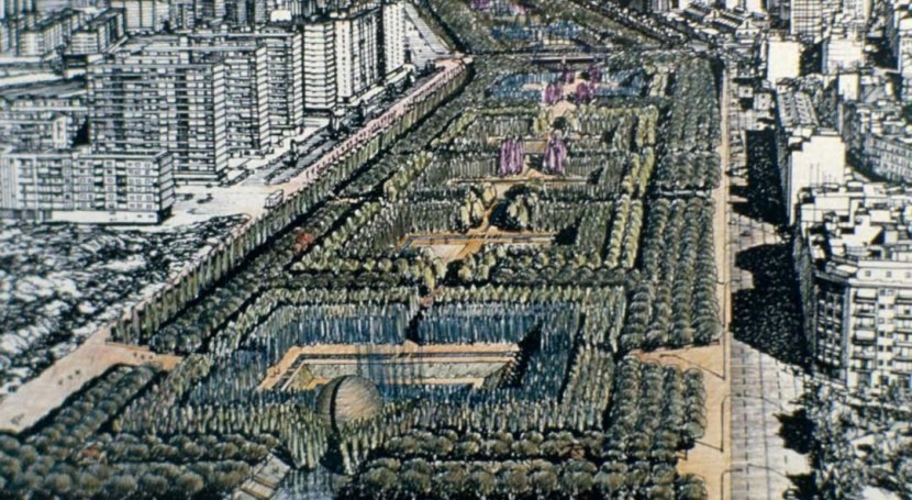 """Plan Sur y Jardín Turia protagonistas """"Hechos Agua. 125 años Aguas Valencia"""""""
