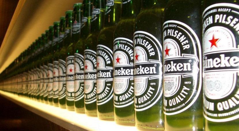 2007, Heineken España ha reducido consumo agua 28,3%