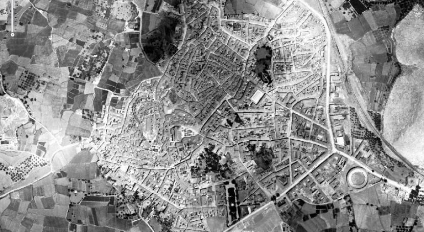 Hellín en 1929