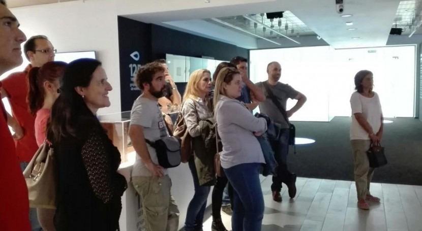 """Más 7.300 personas han visitado """"Hechos Agua"""" apertura"""