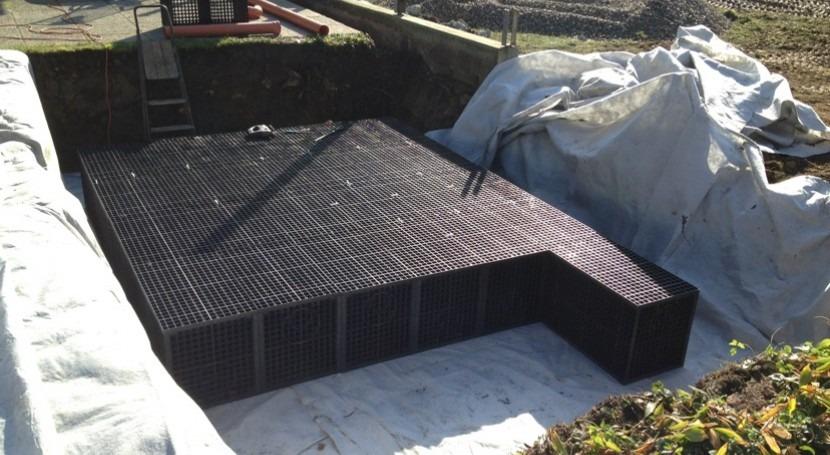 Beneficios sistemas urbanos drenaje sostenible (SUDS)