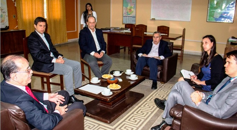 Paraguay busca destrabar Congreso aprobación acuerdo desarrollar Hidrovía
