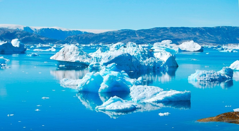 cota nieve ejerce gran influencia derretimiento hielo Groenlandia