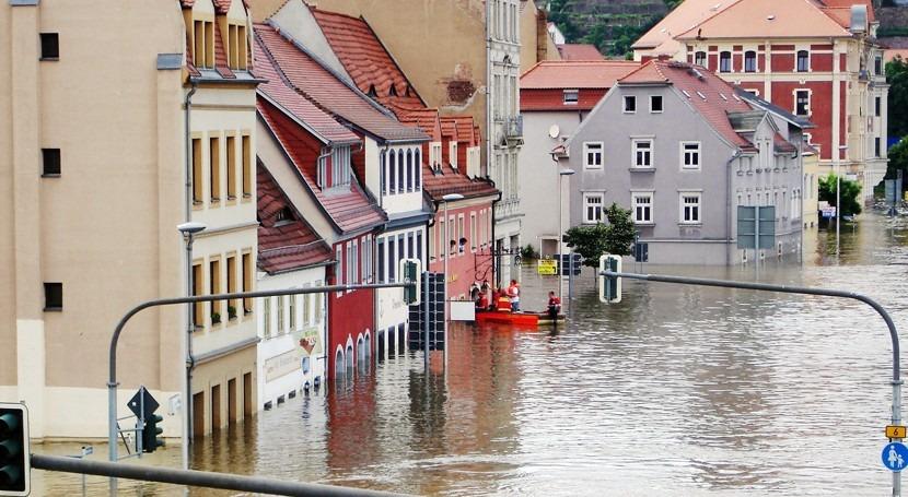 Metodología que analiza riesgo inundación áreas urbanas integrando múltiples causas