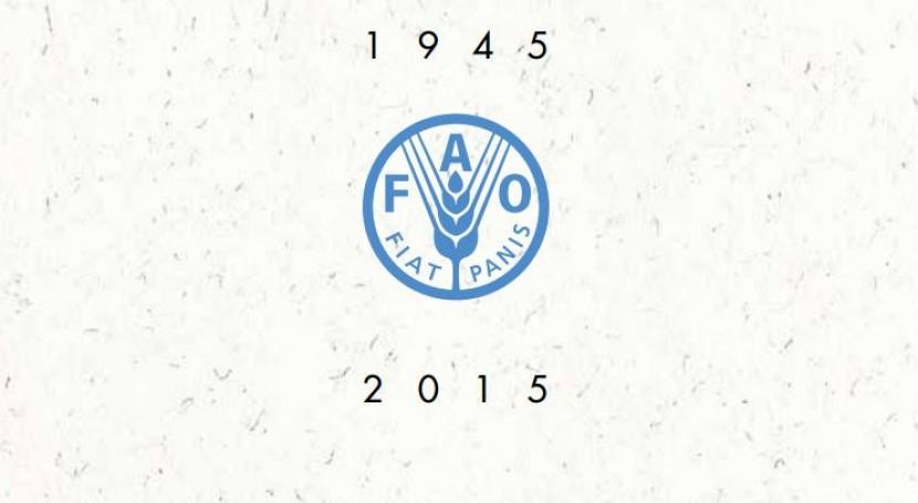 70 Años FAO (1945-2015)